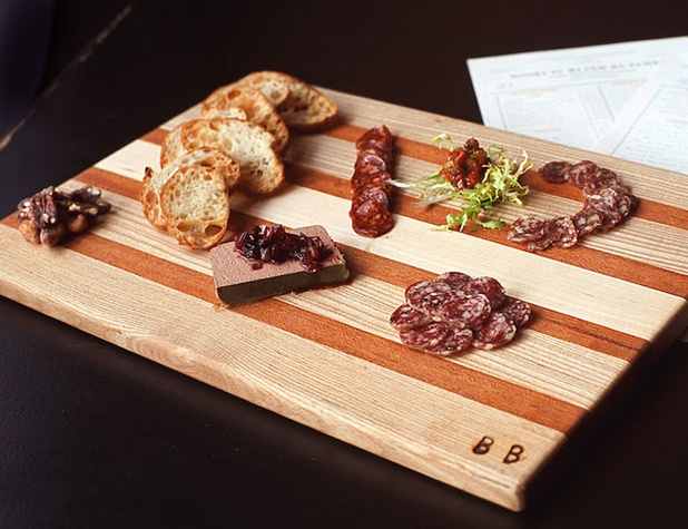 Blind Butcher charcuterie