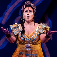 Houston Grand Opera Verdi's Aida with Liudmyla Monastyrska as Aida