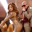 News_American Music Awards_Jennifer Lopez_Pitbull
