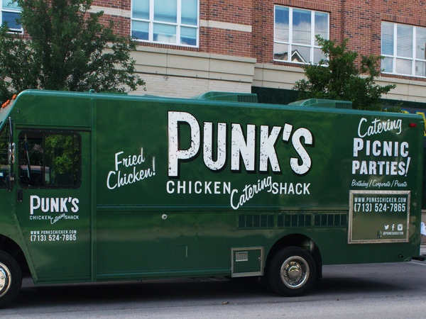 Punks Fried Chicken Rolls Out In Food Truck Form For Catered Events