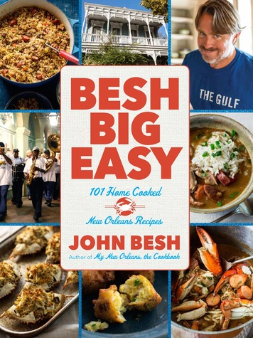 John Besh Big Easy cookbook