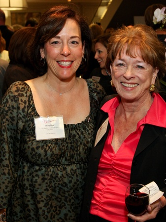 News_Nancy Owens_luncheon_October 2011_Mary Raia_Lynn Mather