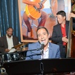 127 The David Caceres Band at the White Hot Summer Night Party at Eddie V's August 2014