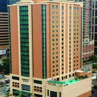 Embassy Suites Hotel Downtown Houston