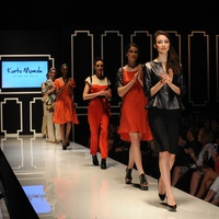 Austin Fashion Week 2014 Designer All Stars Runway Show Korto Momolu