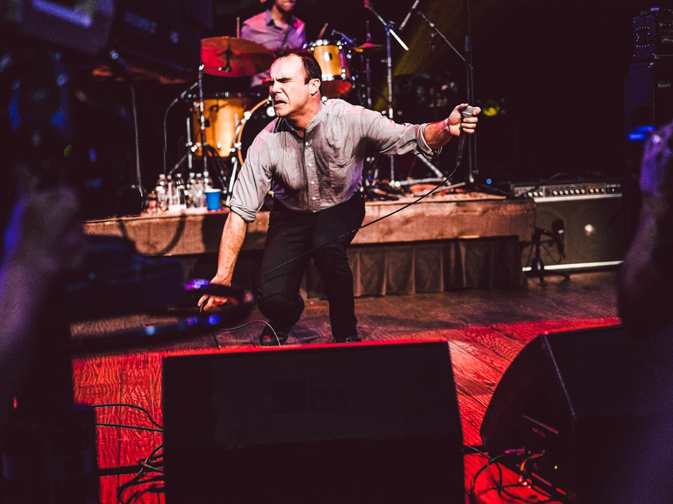 Future Islands at ACL Live in Austin