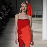 Clifford Fashion Week New York fall 2015 Prabal Gurung March 2015 23