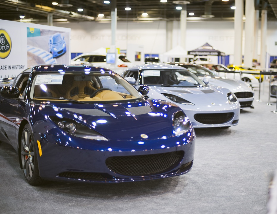 Lotus,2014 Houston Auto Show
