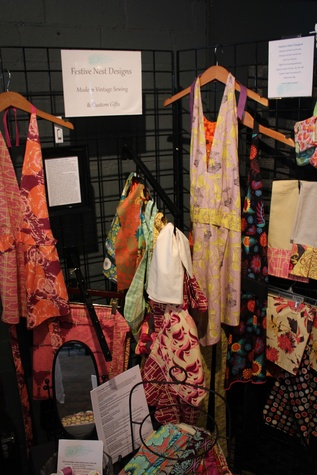 Roundtable Goods, Aprons, July 2012