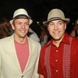 Havana nights, July 2012, Bruce Larsen, left, and Matt Bauerschlag