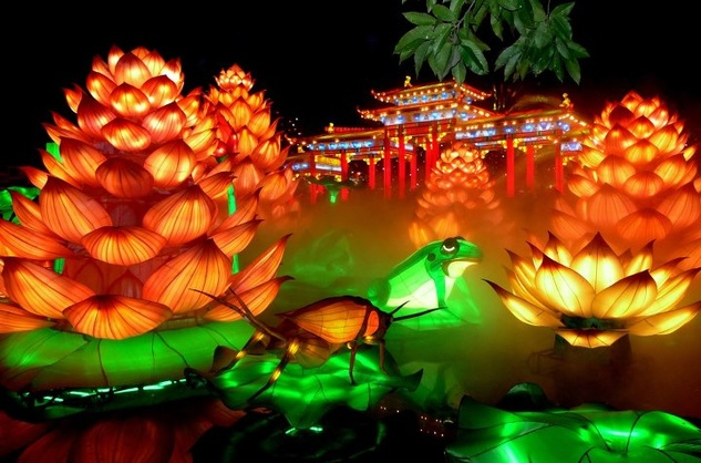 Chinese Lantern Festival Dallas