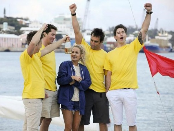 The Bachelorette, Emily Maynard, Kalon, crew