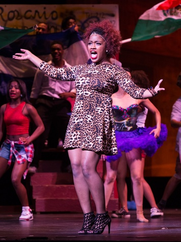 Tommy Tune Awards 2014 Amber Scott from G. W. Carver Magnet High School_1