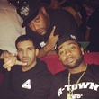 Drake and friends May 2014