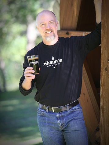 Shannon Carter of Shannon Brewing Company