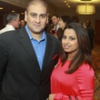 21 Sandeep Khandelwal and Ruchi Mukherjee at the World AIDS Day luncheon