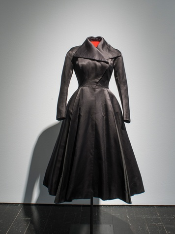 6122 Charles James exhibit at the Menil June 2014
