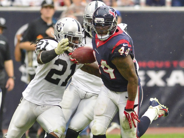 Ben Tate Texans Raiders