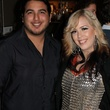 1 Andrew Pena and Heather Alcala at the Eleven XI party November 2013