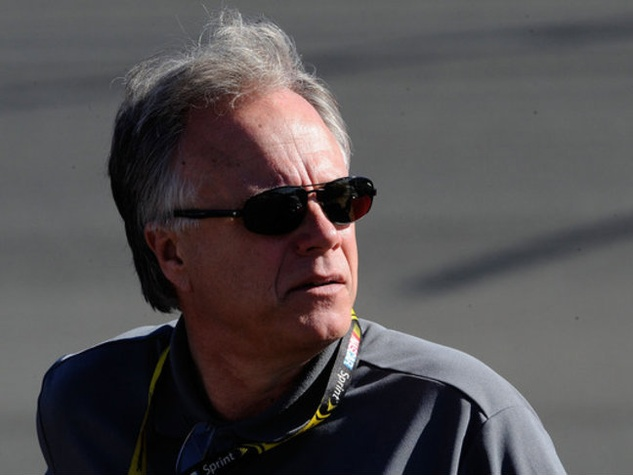 Stewart-Haas Racing co-owner Gene Haas
