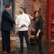 Chad Houser, Tom Selleck, Rachael Ray