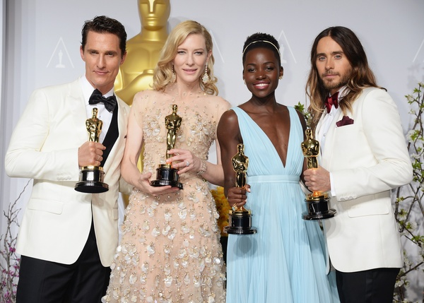 Image result for matthew mcconaughey oscar