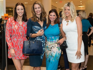 007_Fashion's Night Out, September 2012, Kelli Colbert, Carrie Colbert, Lisa Bassili, Avery Burns