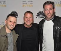 Tilman Fertitta Eugene Remm Mark Birnbaum Catch seafood
