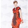 Escada spring 2015 and resort September 2014 Look 6 Resort 2015 Darikana Dress