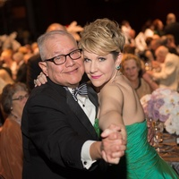 2038 Rudy Avelar and Joyce DiDonato at the Houston Grand Opera HGO 60th Anniversary March 2015