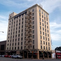 Hotel Lawrence, downtown Dallas