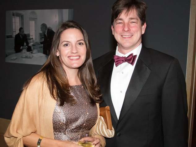 Blanton Art Museum Art on the Edge After Party 2015 Holly McDaniel John McDaniel