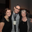 MFAH War Photography dinner, November 2012, Natalie Zelt, Louie Palu, Anne Wilkes Tucker