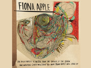 Fiona Apple, album cover