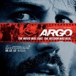 Joe Leydon, Argo, movie poster, September 2012