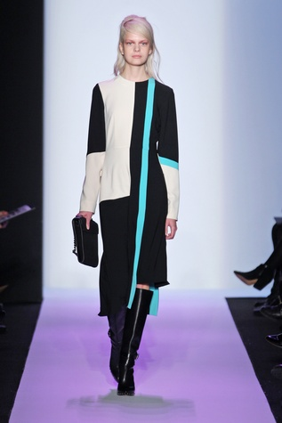 BCBG Max Azria look 27 fall 2014 collection