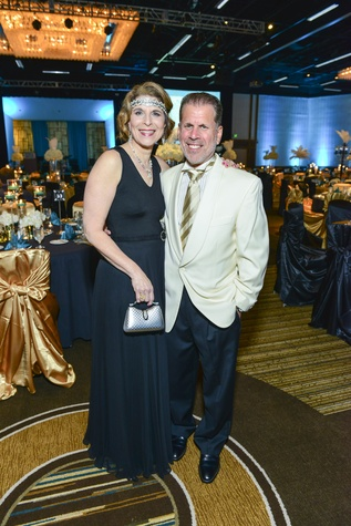 10 Sheryl and Joel Androphy at Child Advocates Pull for Kids May 2014