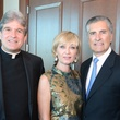 News, Shelby, Italian Cultural and Community Center gala, August 2014, The Rev. Frank Rossi, Cathy Borlenghi, Giorgio Borlenghi