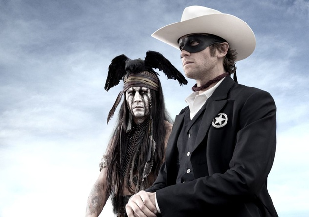 The Lone Ranger Remake Johnny Depp