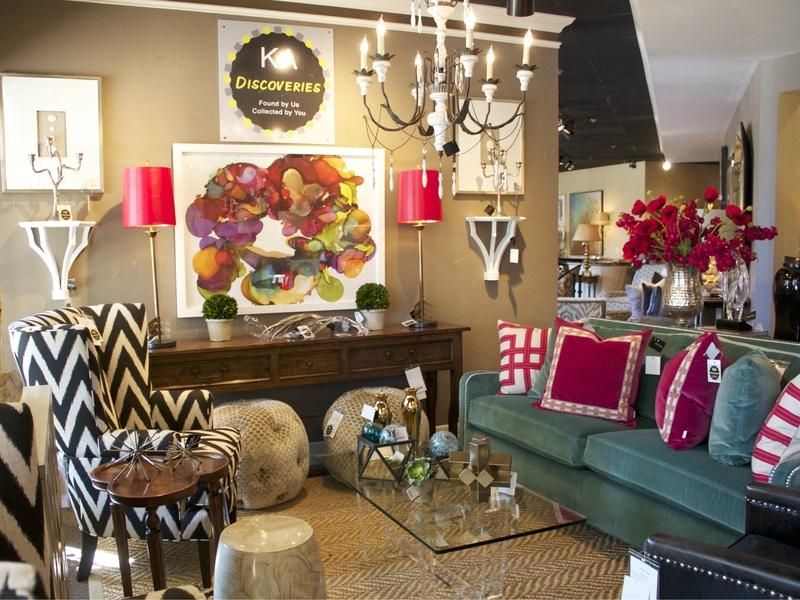 Kathy Adams Furniture + Design, Pop Up Shop