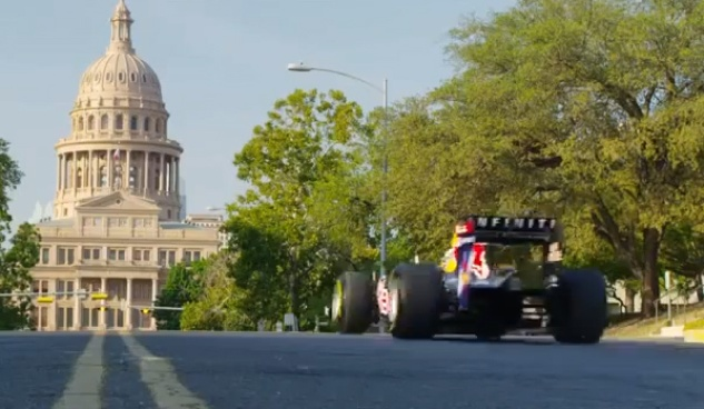 Austin Photo Set: News_Formula one Austin:4_redbull