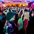 46 The crowd dancing at the Orange Show Gala November 2014