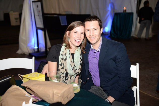 275 Sara and Craig Stone at the Houston Zoo Ambassadors Gala February 2015