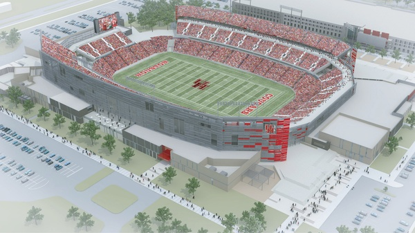UH new stadium