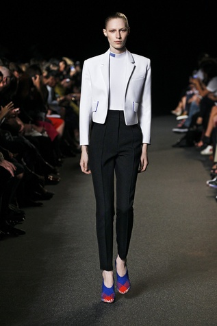 Alexander Wang spring 2015 collection look 5