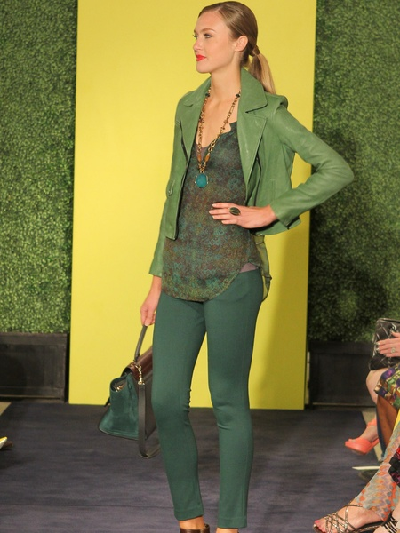 Neiman Marcus, trend report, Fall 2012, August 2012, mixed greens