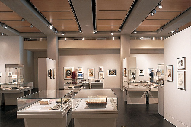 Harry Ransom Center gallery