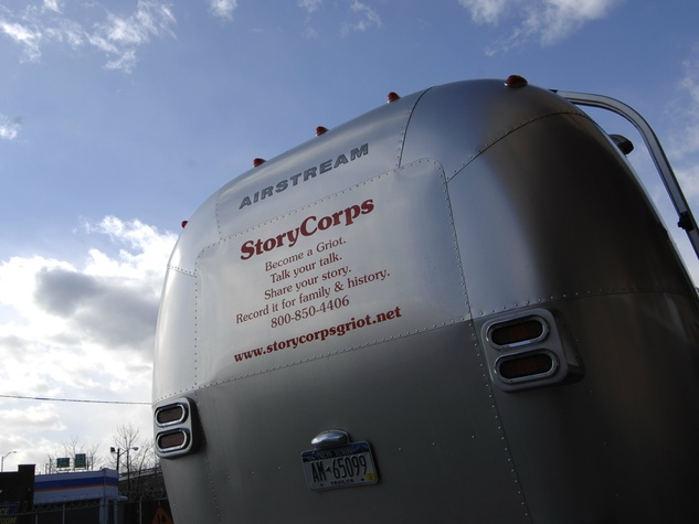 StoryCorps trailer
