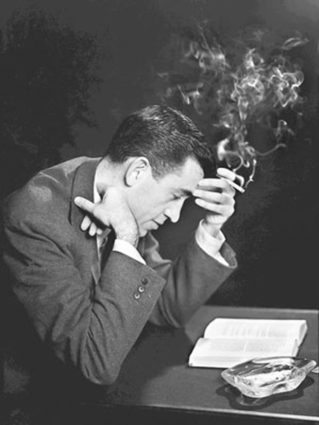 Teenagers in Society: J.D Salinger's The Catcher in the Rye