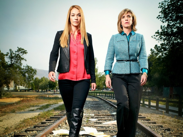 Yolanda McClary and Kelly Siegler in Cold Justice